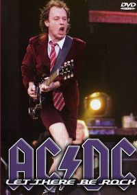 Cover AC/DC - Let There Be Rock - TV Registrations [DVD]